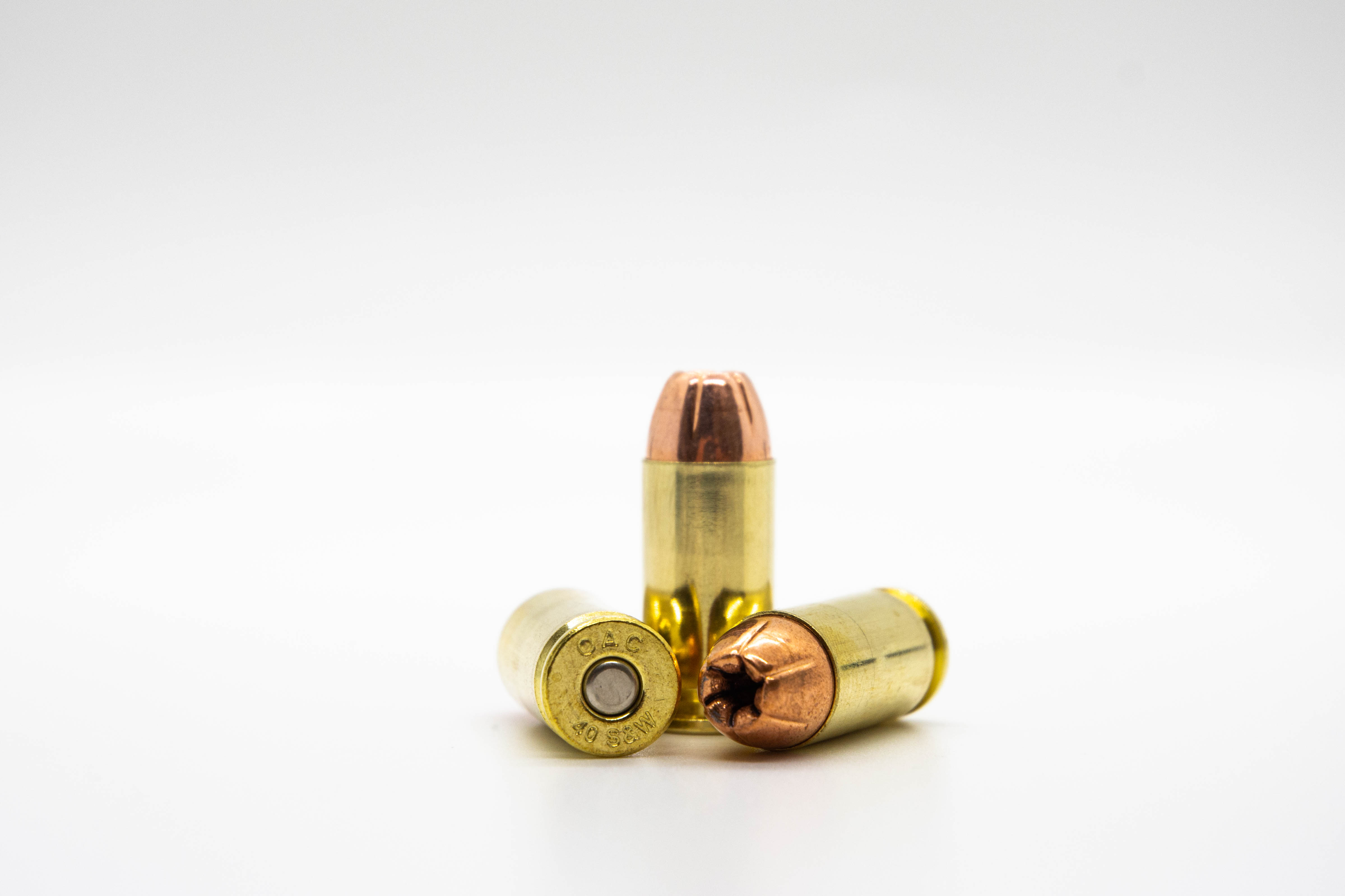 (20 Rounds) NEW .40 S&W 180 Grain HHP
