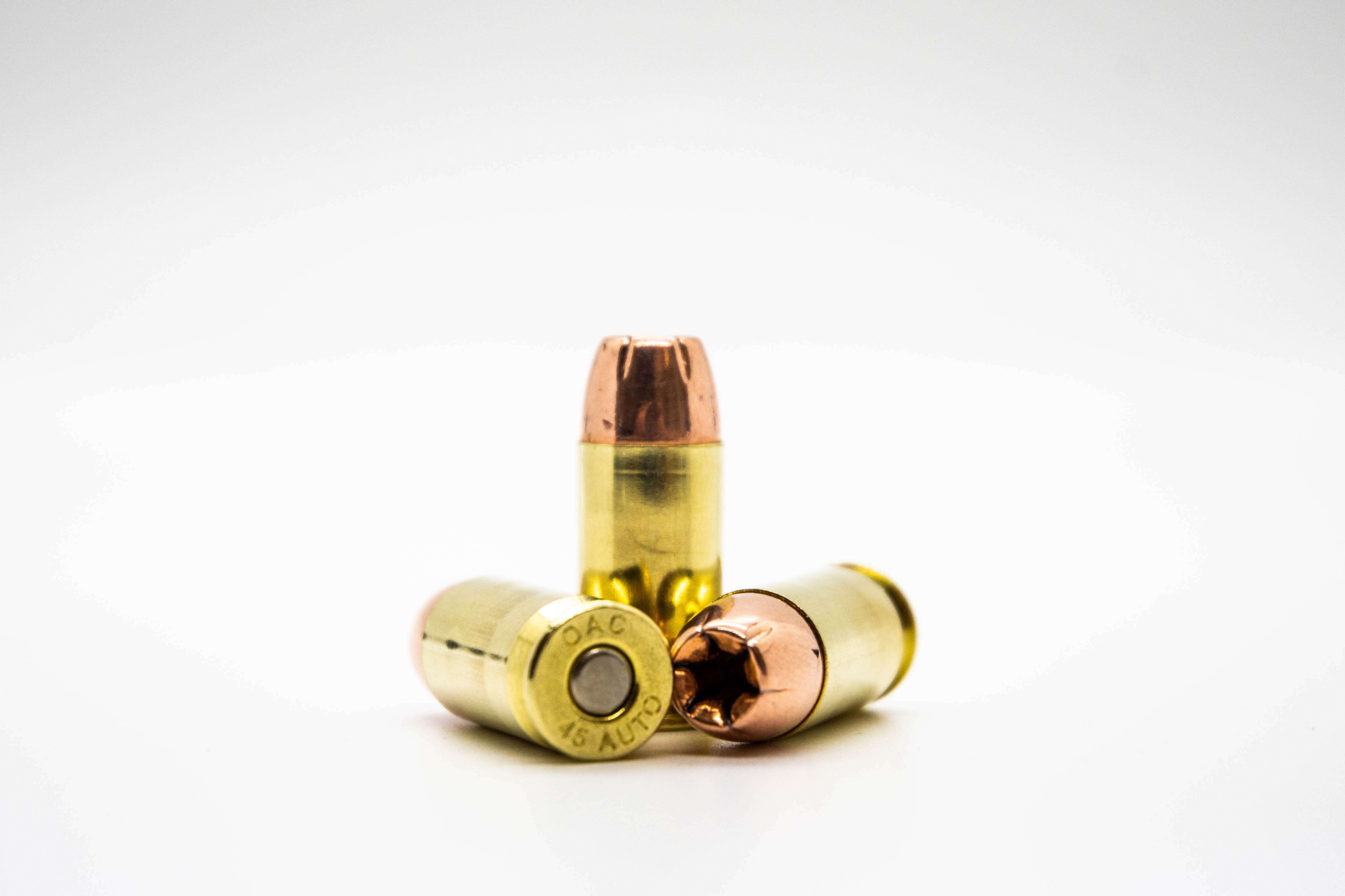 (50 Rounds) NEW .45 ACP 230 Grain HHP