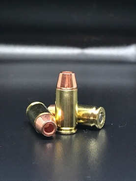 (50 Rounds) NEW 9MM Luger 124 Grain Hollow Point