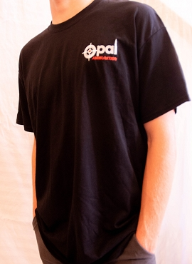 New Opal Ammunition T-Shirt (Black)